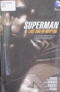 Superman--Last Son of Krypton