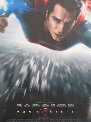 Superman--Man of Steel