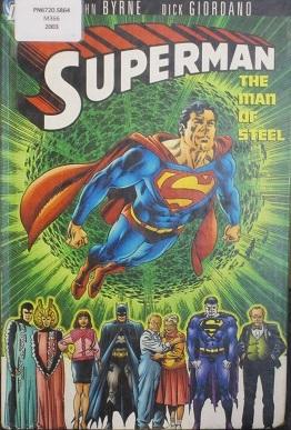 Superman--The Man of Steel