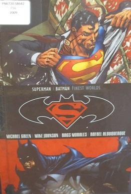Superman-Batman--Finest Worlds