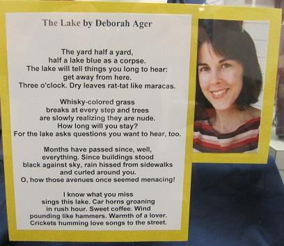 The Lake by Deborah Ager