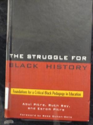 Struggle for Black History