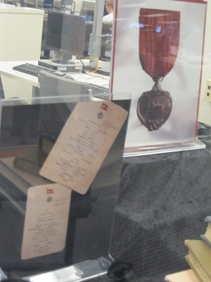 Titanic--Tags and Medal
