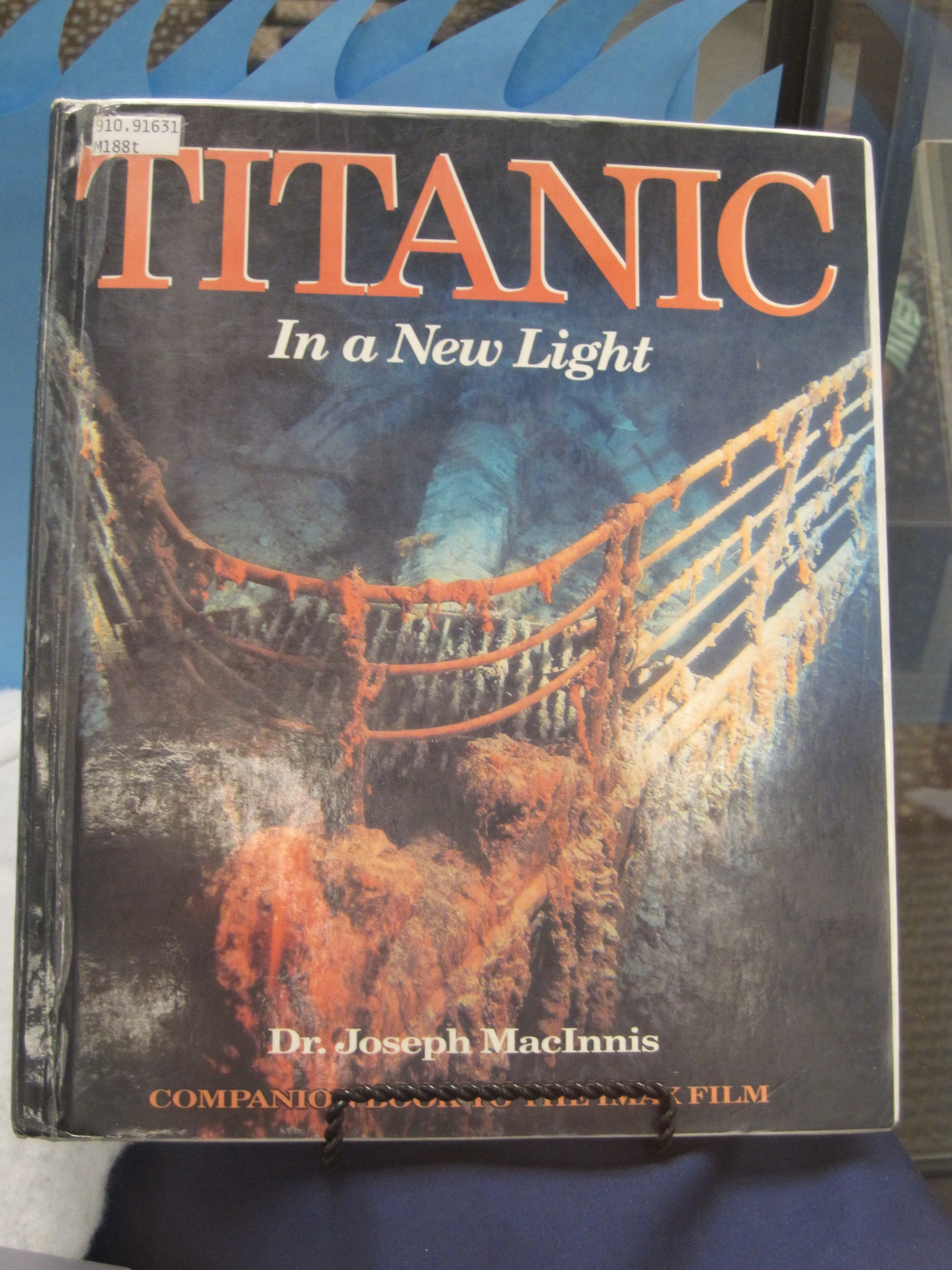 Titanic in a New Light--Book