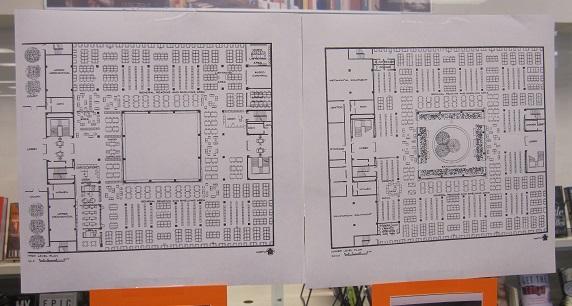 UGL Through the Years--Floor Plan