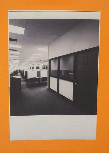 UGL Through the Years--Lower level reading rooms
