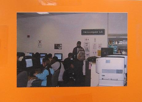 UGL Through the Years--Microcomputer Lab