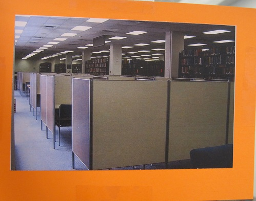 UGL Through the Years--Study Cubicles