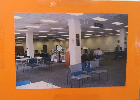 UGL Through the Years--Upper Level--Computer Area