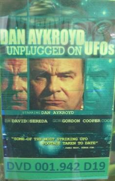 Unplugged on UFOs