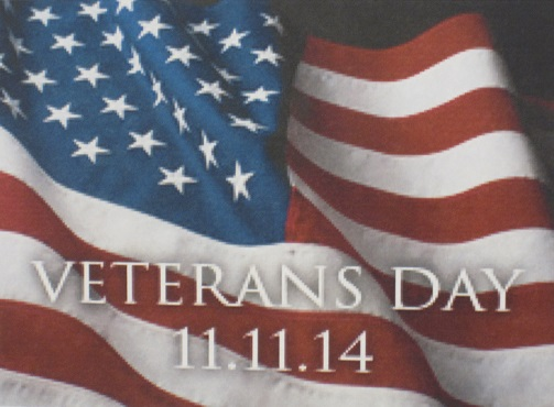 Veterans Day 11-11-14