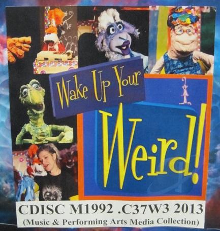 Wake Up Your Weird2