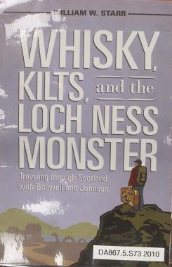 Whisky, Kilts and the Loch Ness Monster