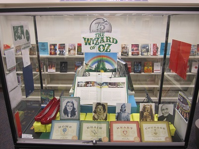 Wizard of Oz--Whole Case