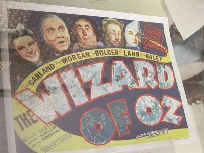 Wizard of Oz--Mini Movie Poster
