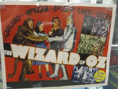 Wizard of Oz--Mini Movie Poster2