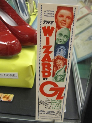 Wizard of Oz--Vertical Ad