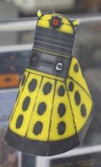 Yellow Dalek