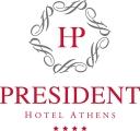 Logo of the President Hotel