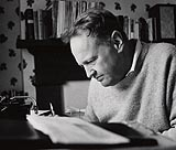 James Dickey, American poet and novelist