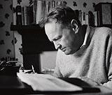 James Dickey, American poet and novelist