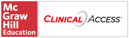 McGraw-Hill Education Clinical Access logo
