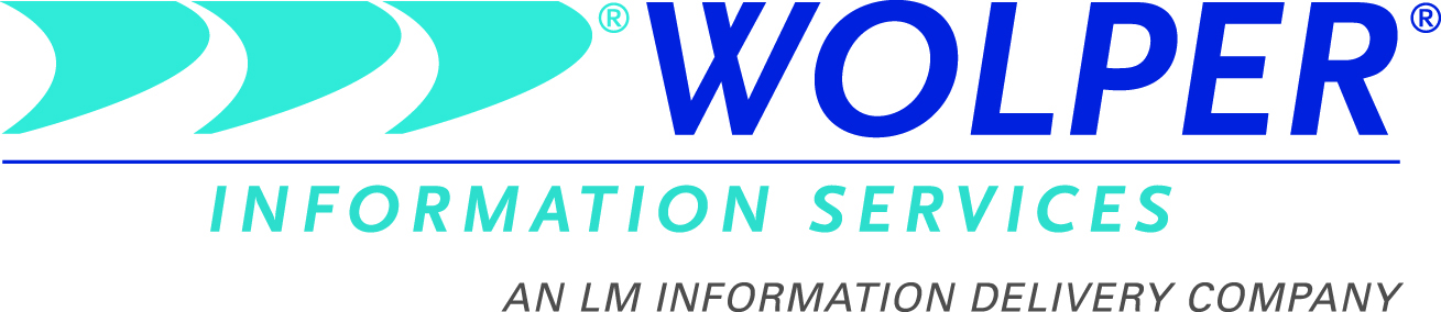 Wolper Information Services: An LM information Delivery Company logo