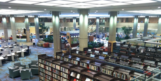 Sinclair Community College Library