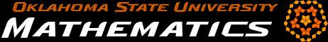 math dept logo