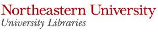 Northeastern University Library logo
