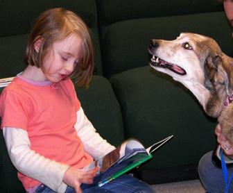RUFF Read to Dogs