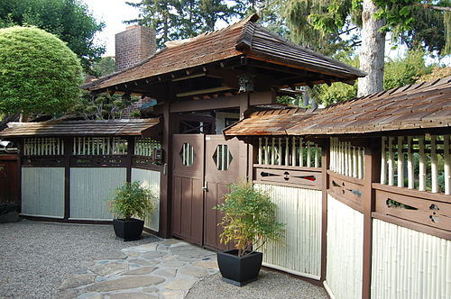 De Sabla, Eugene J., Jr., Teahouse and Tea Garden, San Mateo, CA