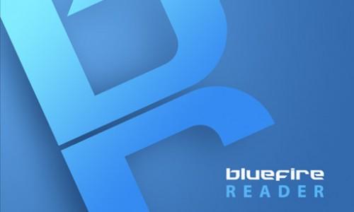 Bluefire Reader logo