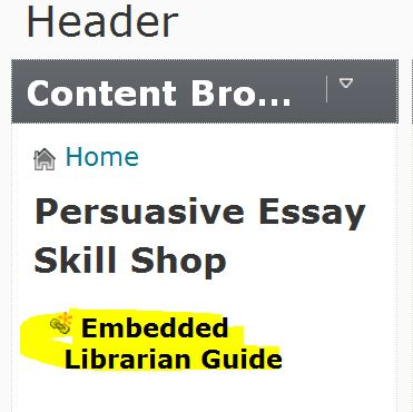 Adding Library Guide