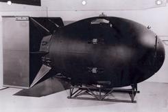 """Fat Man"" class nuclear weapon"