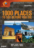 1,000 Places to See Before You Die dvd cover