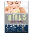 10 Things You Need to Know About Losing Weight dvd cover