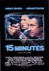 15 minutes dvd cover