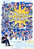 (500) days of summer dvd cover