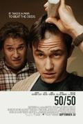 50/50 dvd cover
