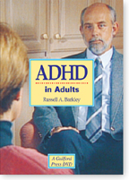 ADHD in Adults dvd cover