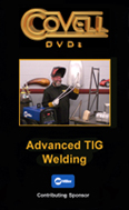 Advanced TIG Welding dvd cover