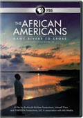 The African Americans: Many Rivers to Cross dvd cover