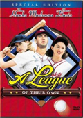 A League of Their Own dvd cover