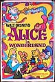 Alice in Wonderland (1949) dvd cover