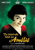 Amelie dvd cover