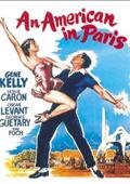 An American in Paris dvd cover
