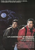 An American Werewolf in London dvd cover