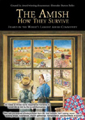 The Amish: How They Survive dvd cover
