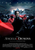 Angels & Demons dvd cover